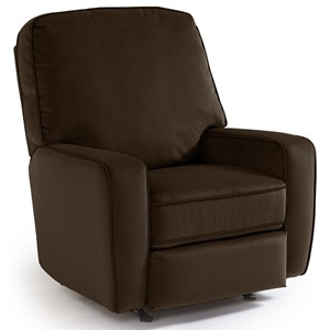Best Home Furnishings Recliners - Medium Bilana Swivel Glider Recliner