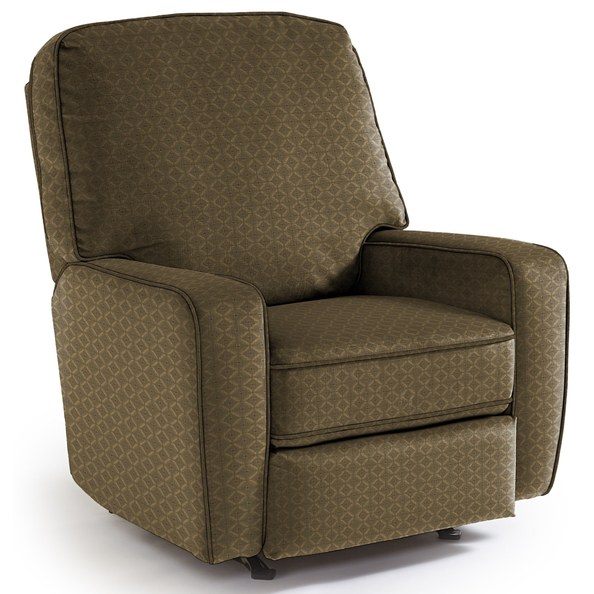Best Home Furnishings Recliners - Medium Bilana Rocker Recliner - Item Number: 182270556-18021