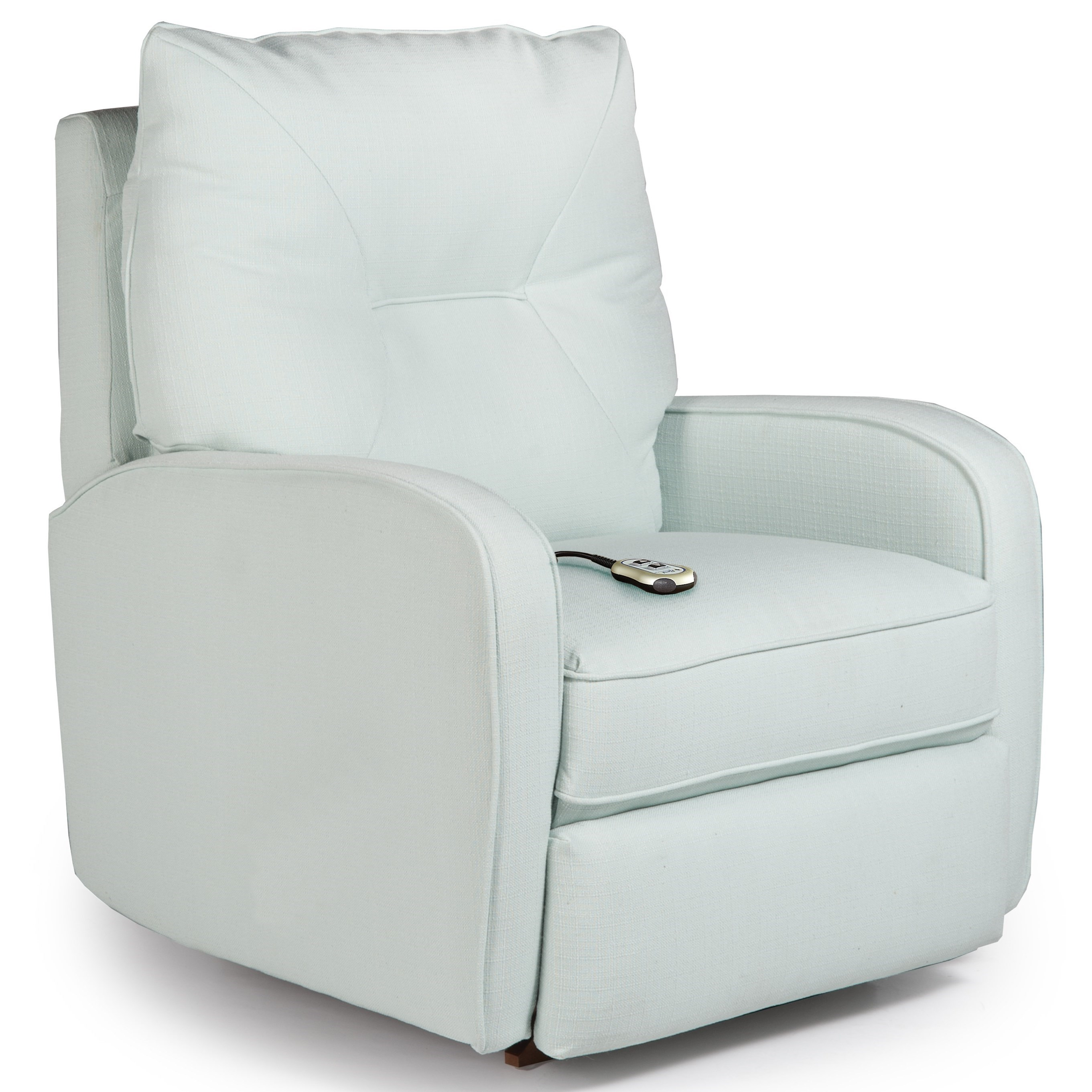 Best Home Furnishings Recliners - Medium Ingall Power Lift Recliner  - Item Number: 2A01