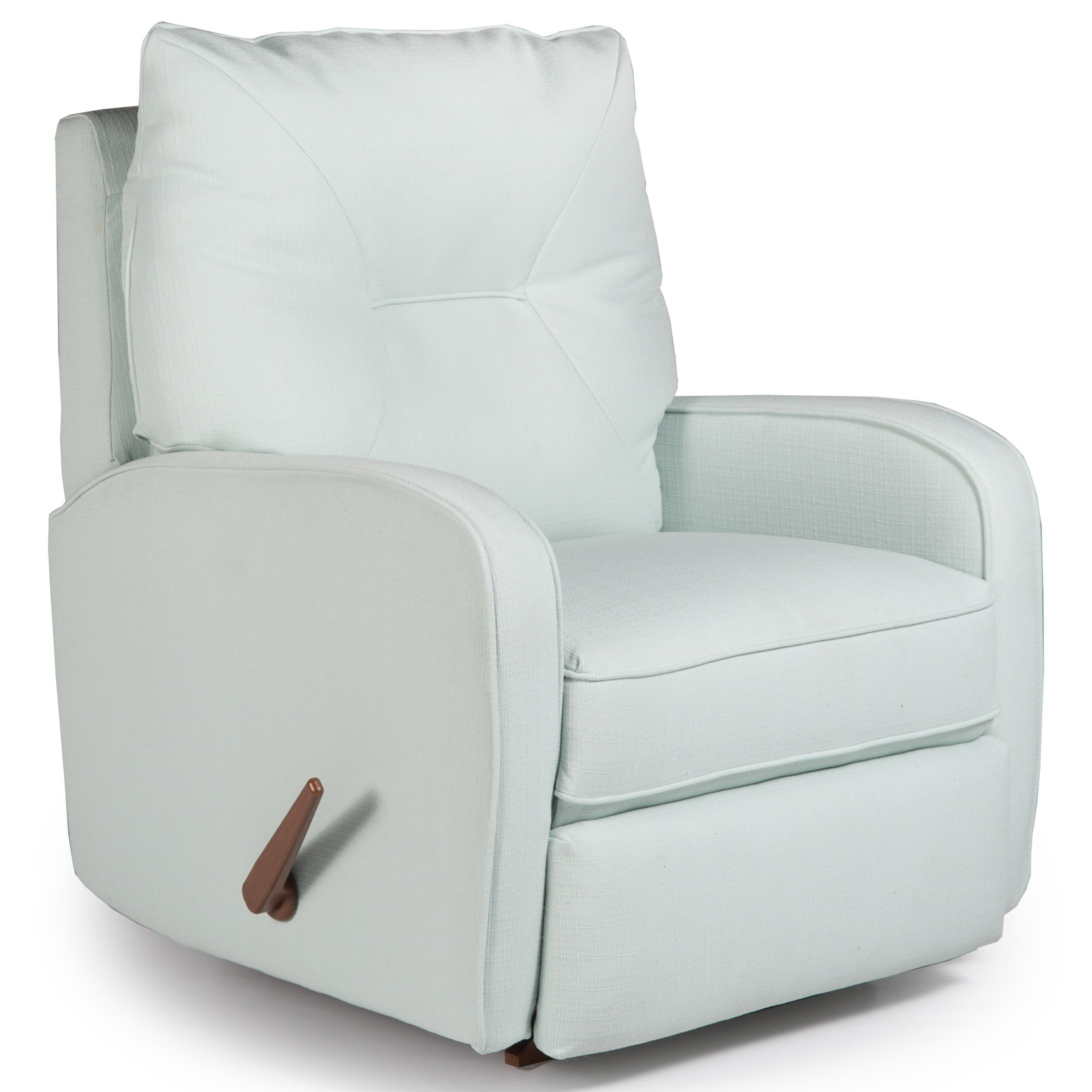 Medium Recliners Ingall Rocker Recliner by Best Home Furnishings at Turk Furniture