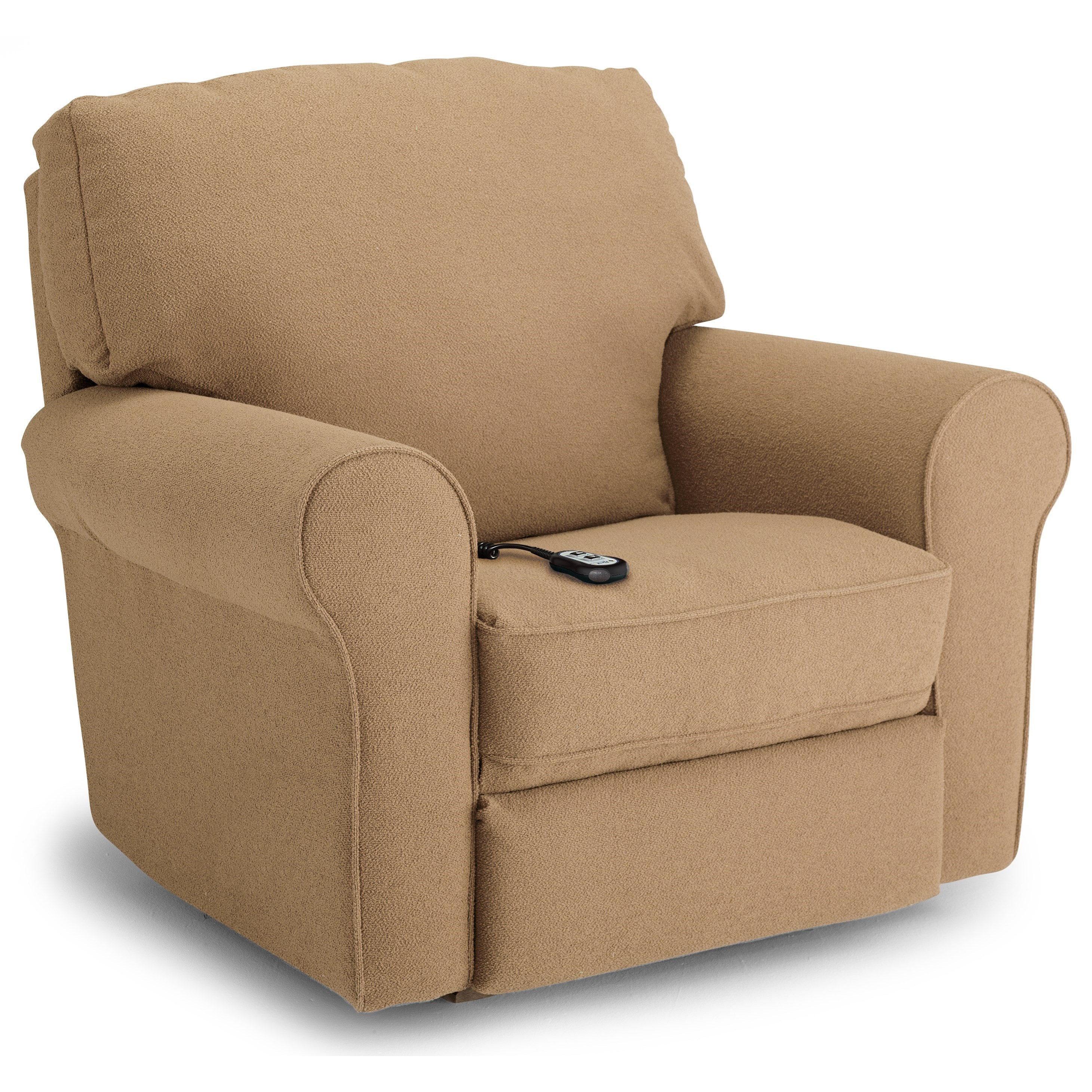 Best Home Furnishings Recliners - Medium Irvington Power Lift Recliner - Item Number: 5MW31