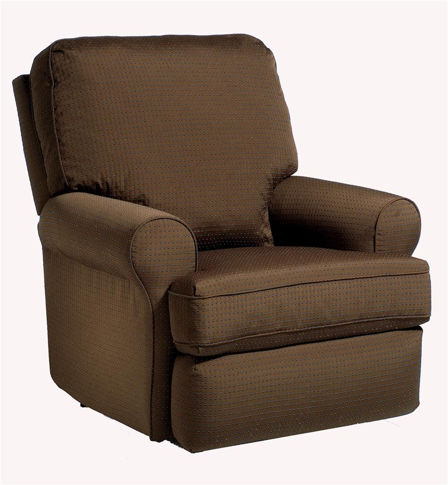 Best Home Furnishings Recliners - Medium Tryp Wallhugger Recliner  - Item Number: 5NI24