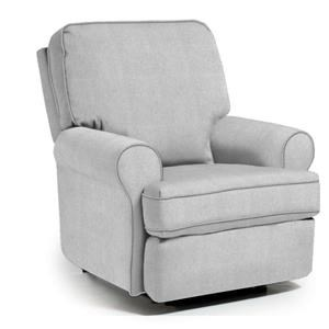 Best Home Furnishings Recliners - Medium Tryp Rocker Recliner