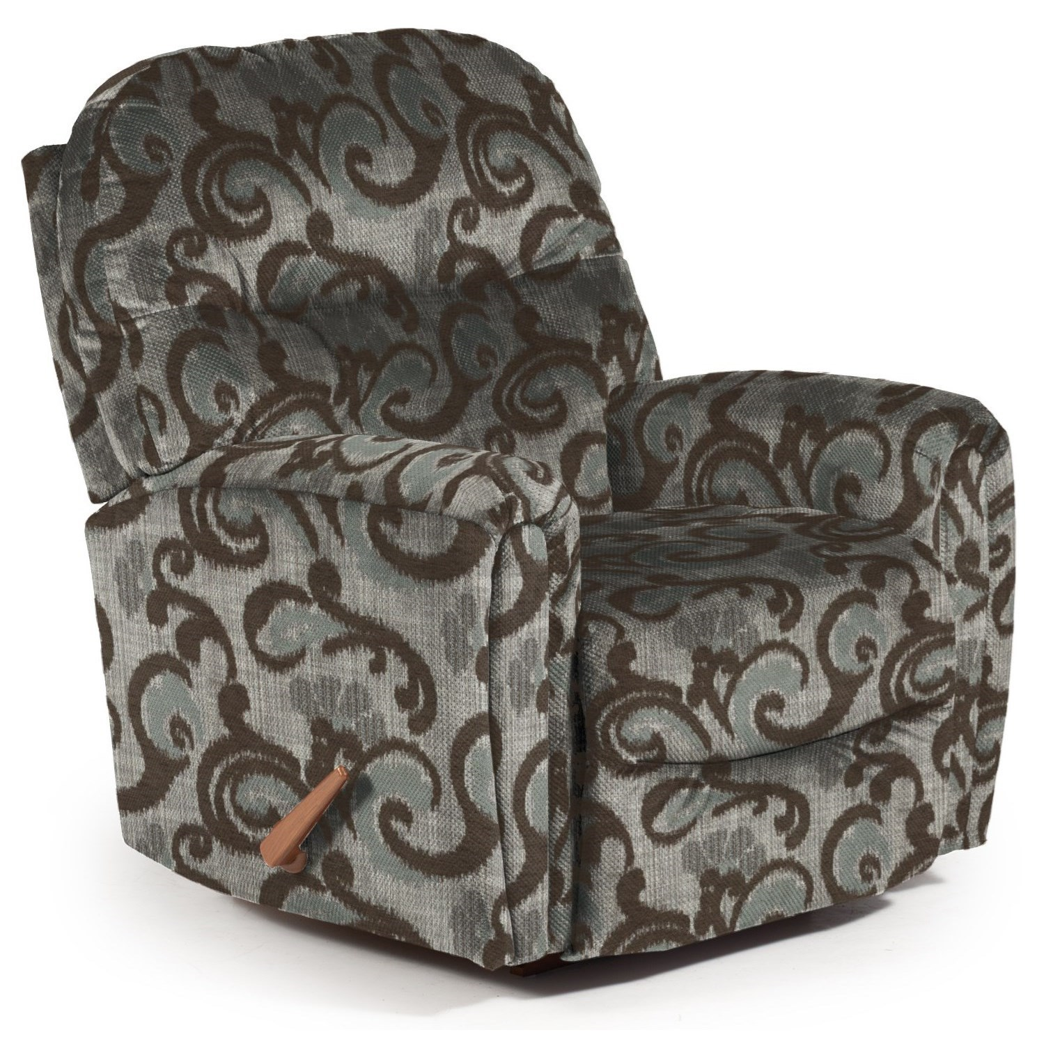 Best Home Furnishings Recliners - Medium Markson Power Space Saver Recliner - Item Number: 653357800-28823