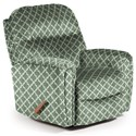 Best Home Furnishings Medium Recliners Markson Power Space Saver Recliner - Item Number: 653357800-28842