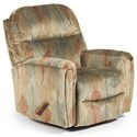 Best Home Furnishings Recliners - Medium Markson Power Space Saver Recliner - Item Number: 653357800-34914