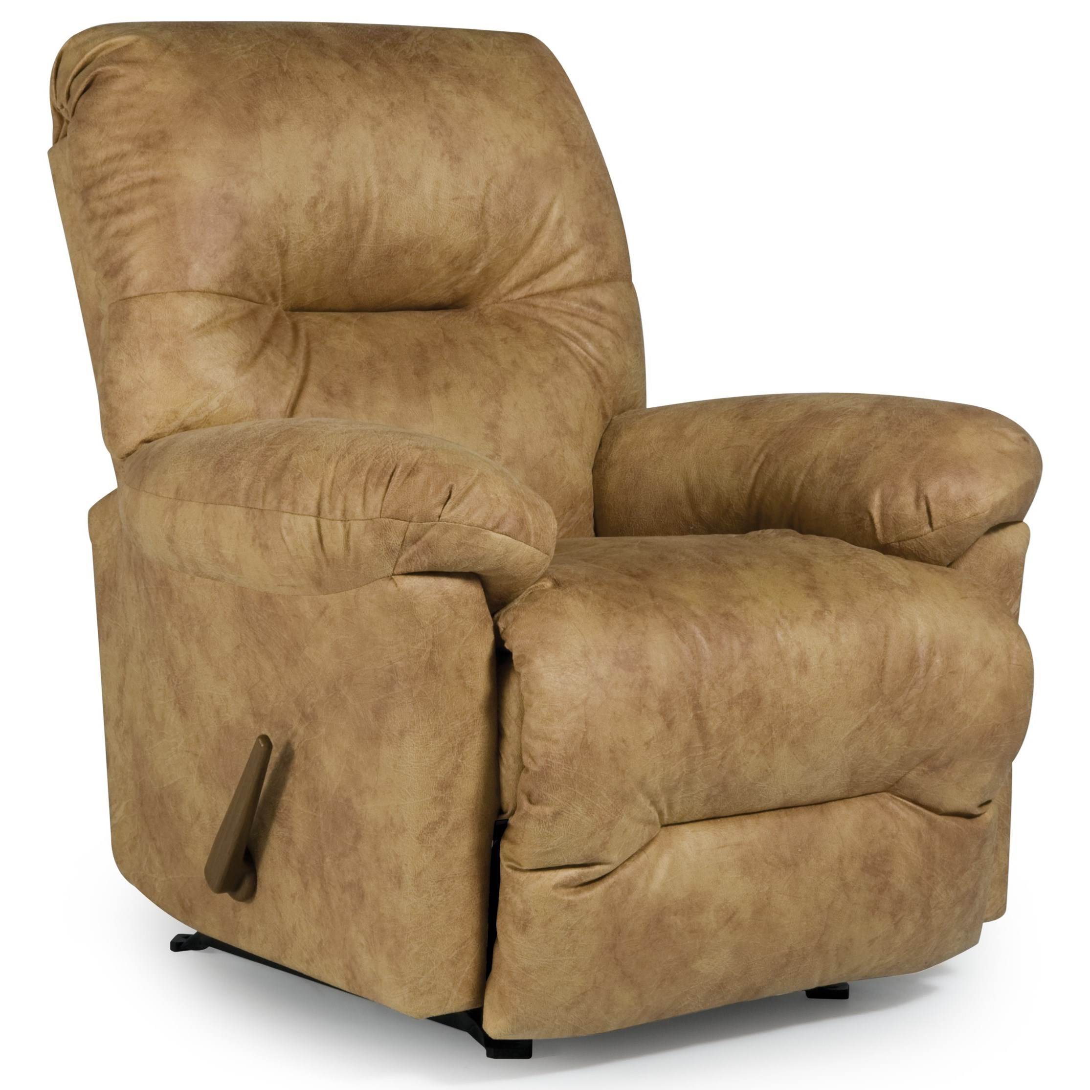 Best Home Furnishings Recliners - Medium Rodney Rocker Recliner - Item Number: 6N27