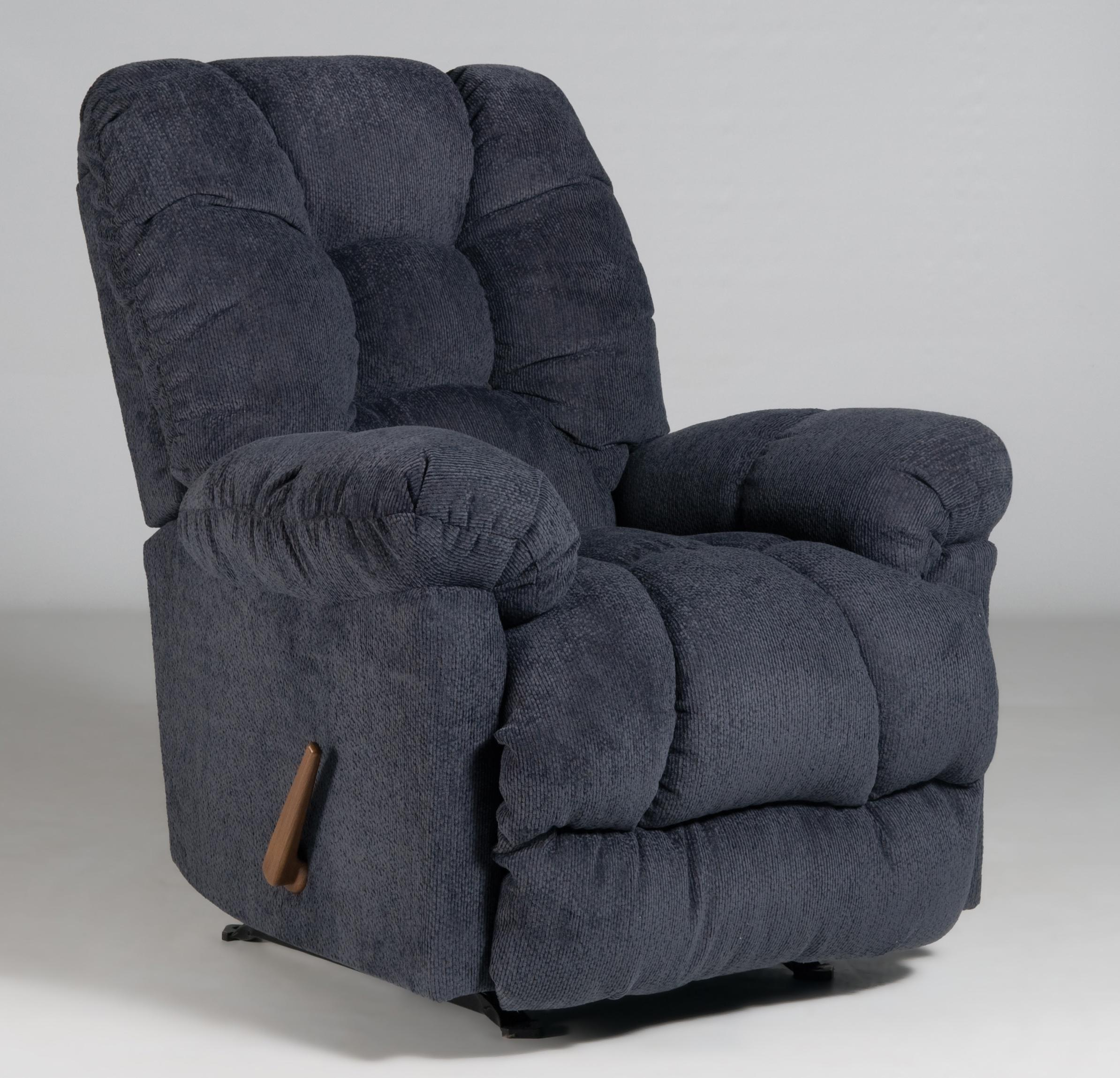 Best Home Furnishings Recliners - Medium Orlando Rocker Recliner - Item Number: 6N47