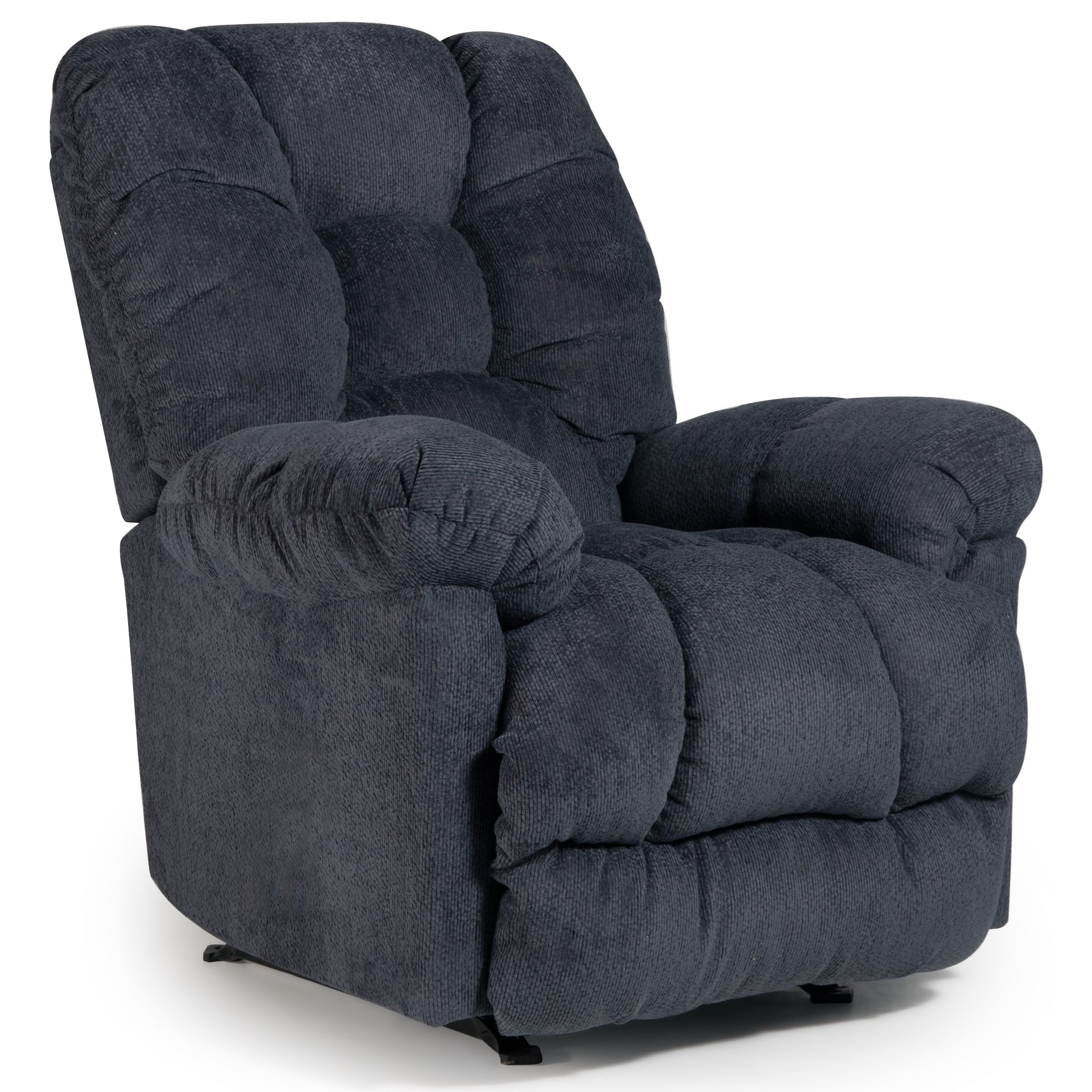 Best Home Furnishings Recliners - Medium Orlando Power Space Saver Recliner - Item Number: 6NP44