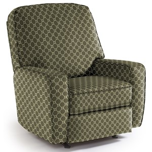 Best Home Furnishings Medium Recliners Bilana Wallhugger Recliner