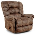 Best Home Furnishings Medium Recliners Seger Power Rocker Recliner - Item Number: 7MP27