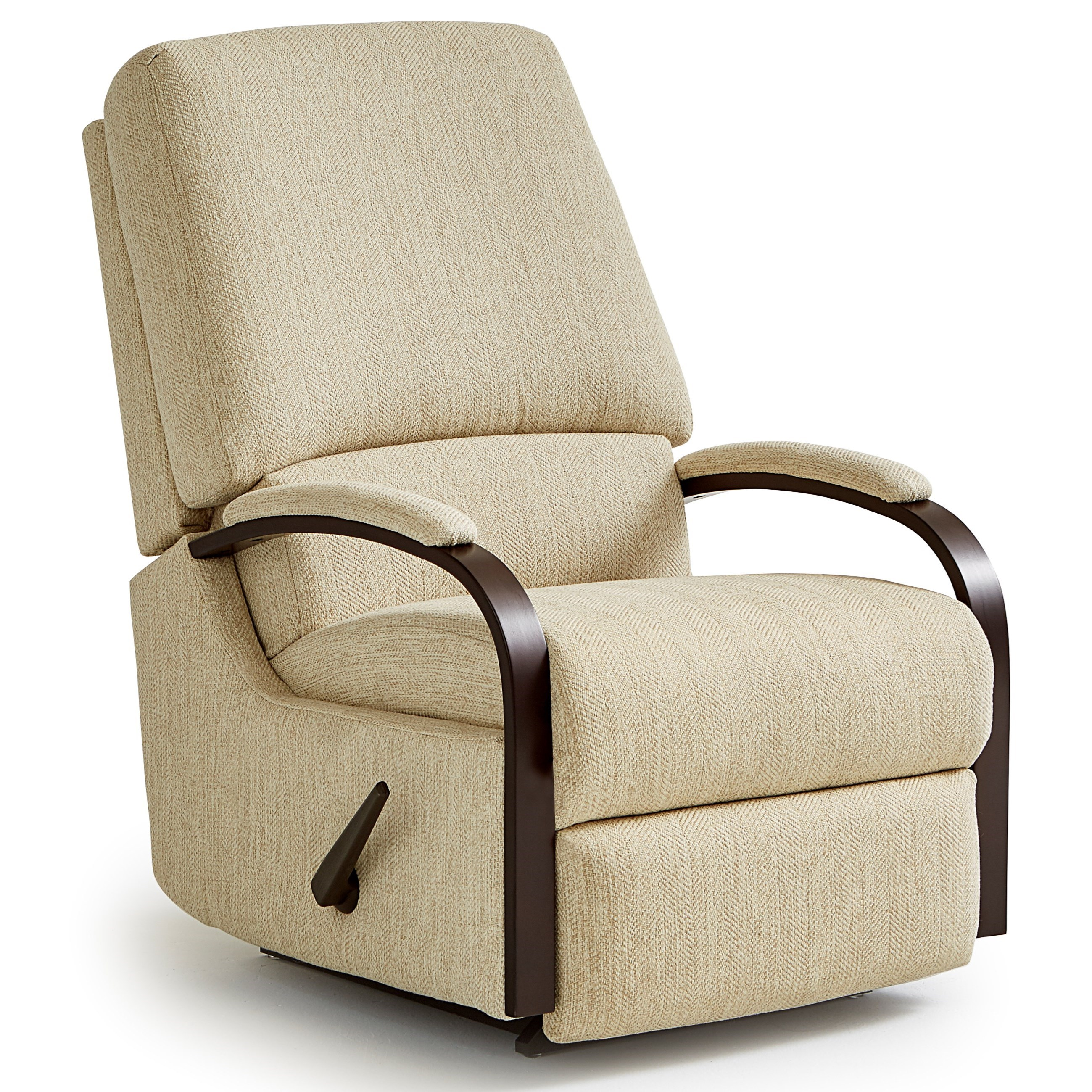 Best Home Furnishings Recliners - Medium Pike Wallhugger Recliner - Item Number: 7NW04