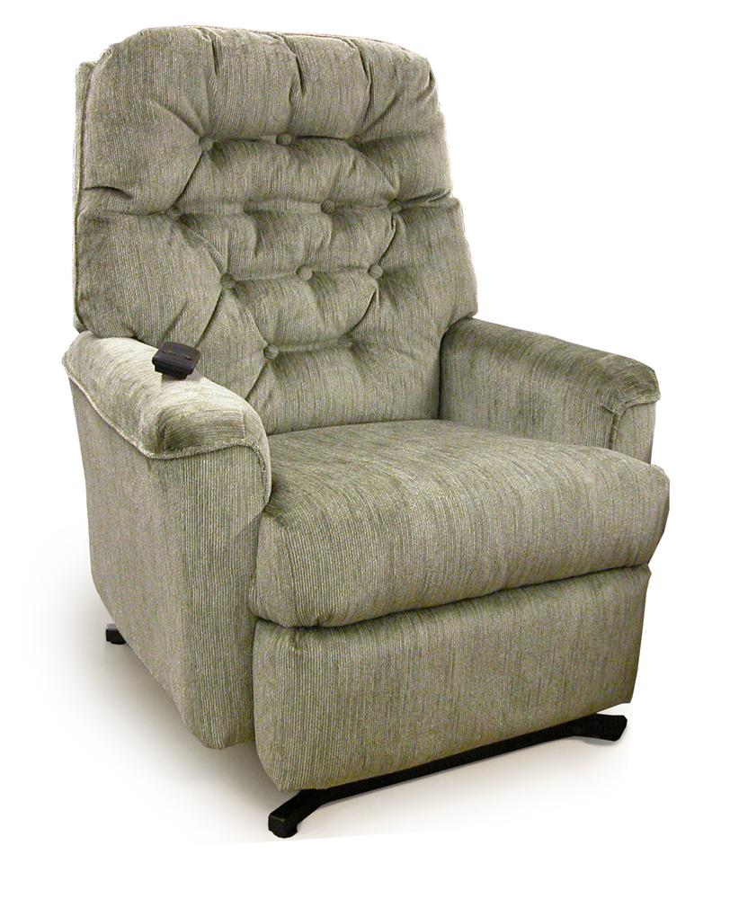 Best Home Furnishings Recliners - Medium Mexi Wallhugger Recliner - Item Number: 7NW54