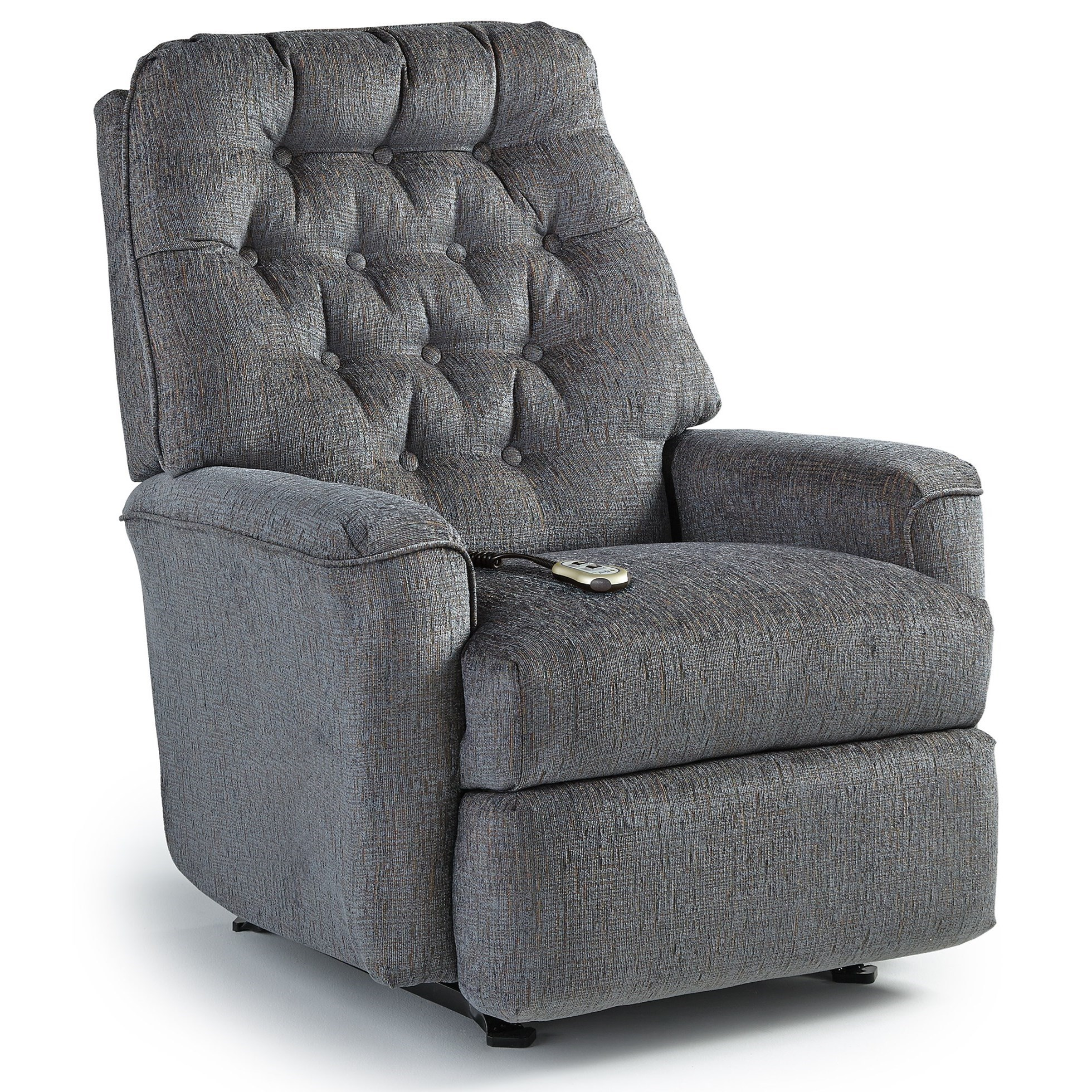 Best Home Furnishings Recliners - Medium Mexi Power Lift Recliner - Item Number: 7NW51