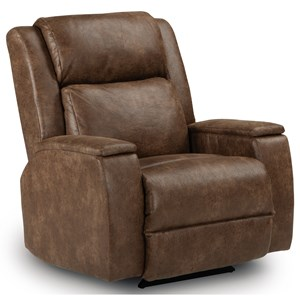 Best Home Furnishings Medium Recliners Colton Power Lift Recliner w/ Pwr Headrest