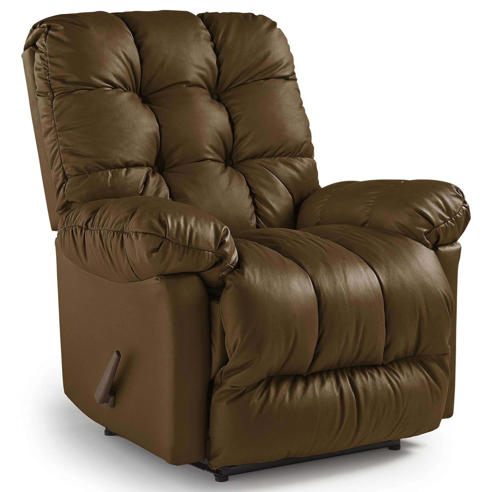 Best Home Furnishings Medium Recliners Brosmer Wallhugger