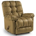 Best Home Furnishings Recliners - Medium Brosmer Wallhugger Recliner - Item Number: 841978522-26505U