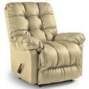 Best Home Furnishings Recliners - Medium Brosmer Wallhugger Recliner - Item Number: 841978522-27597U