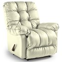 Best Home Furnishings Recliners - Medium Brosmer Wallhugger Recliner - Item Number: 841978522-28597U