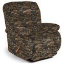 Best Home Furnishings Medium Recliners Maddox Space Saver Recliner - Item Number: 87456354-27909