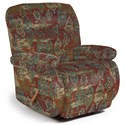 Best Home Furnishings Medium Recliners Maddox Space Saver Recliner - Item Number: 87456354-34128