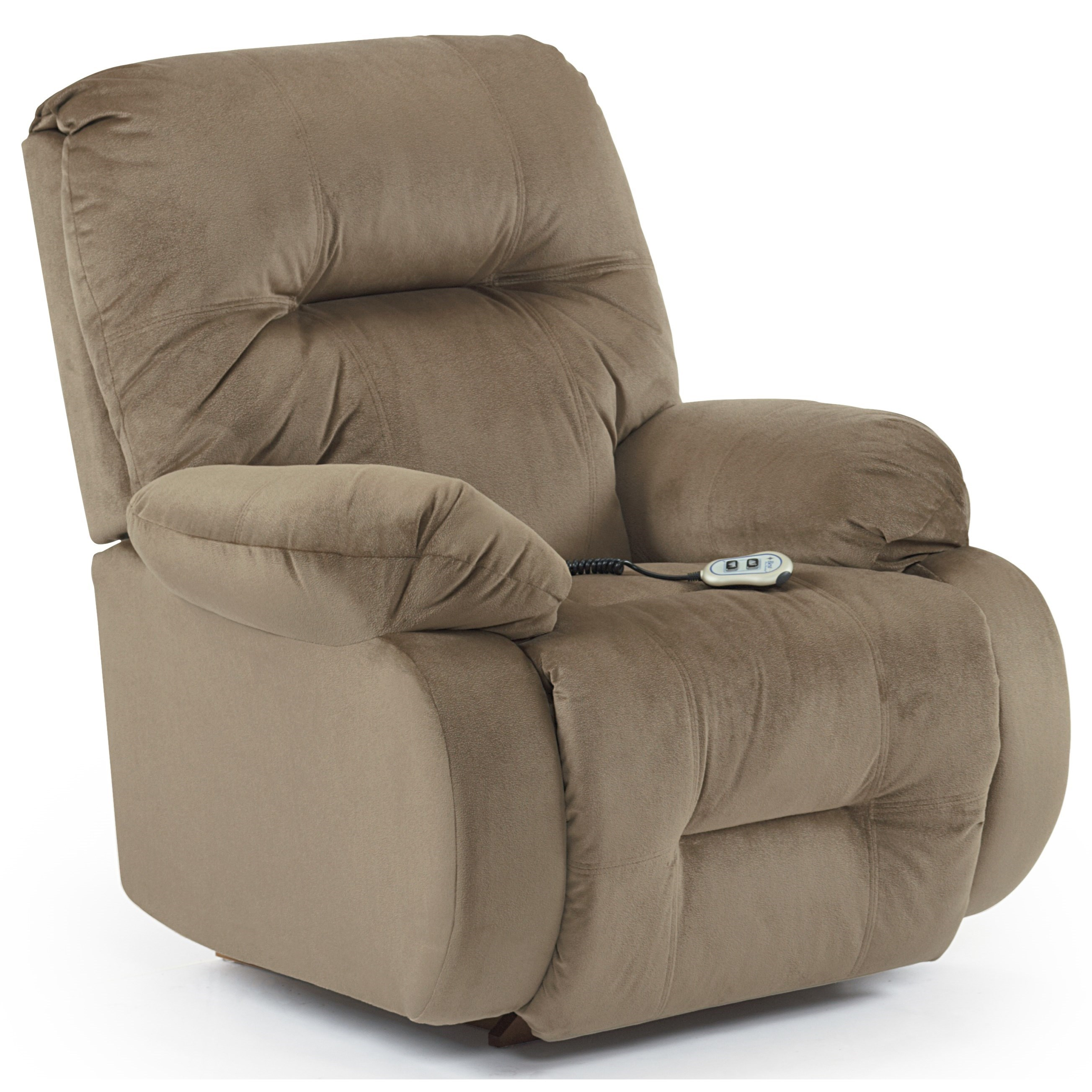 Best Home Furnishings Recliners - Medium Brinley Power Lift Recliner - Item Number: 8MW81