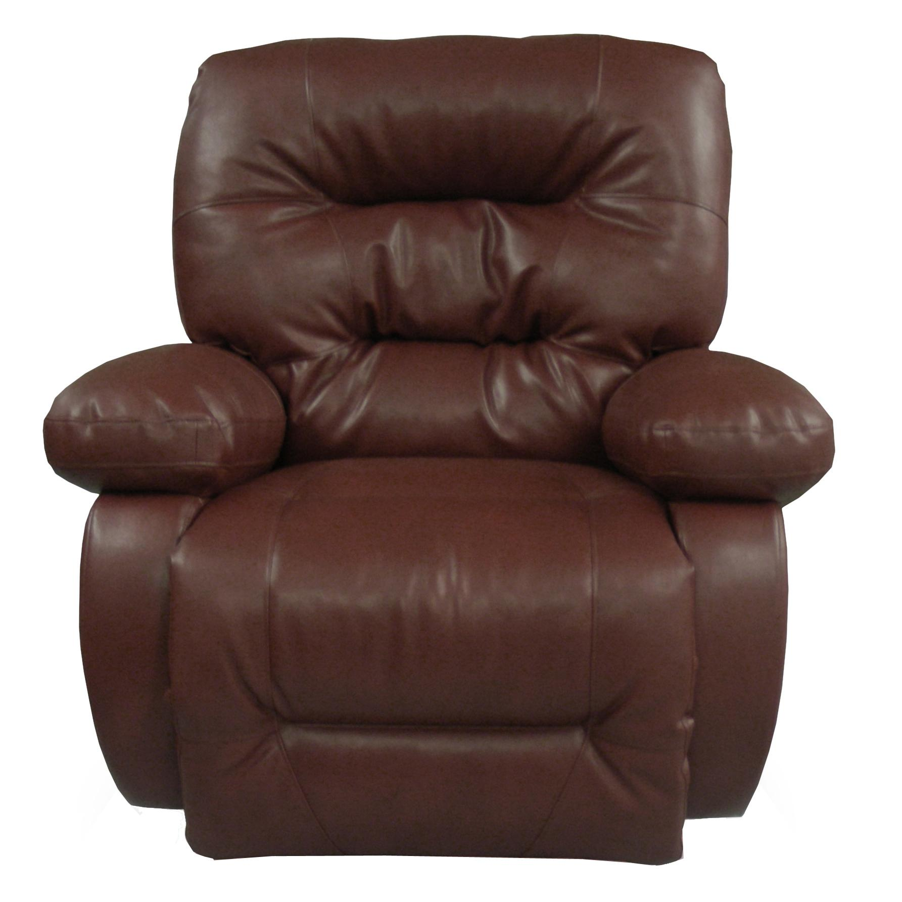 Best Home Furnishings Recliners - Medium Maddox Power Rocker Recliner - Item Number: 8NP47LV