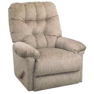Best Home Furnishings Recliners - Medium Raider Rocker Recliner