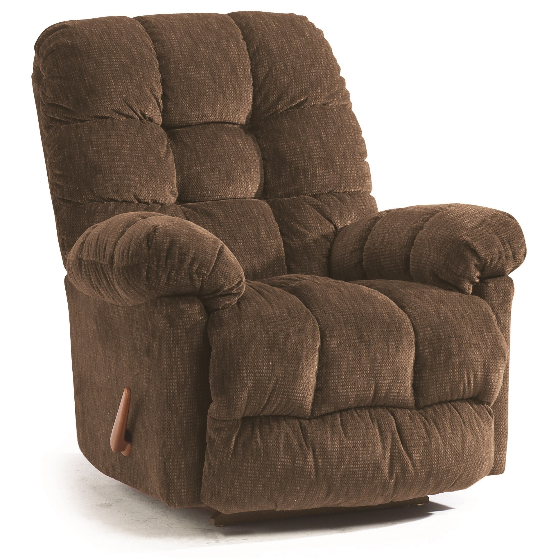 Cocoa Rocker Recliner Chair
