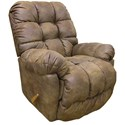 Best Home Furnishings Medium Recliners Brosmer Rocker Recliner - Item Number: 9MW87-1-24966