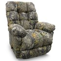 Best Home Furnishings Medium Recliners Brosmer Rocker Recliner - Item Number: 9MW87-27236