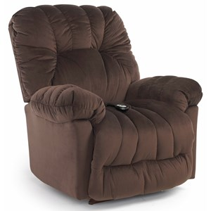 Best Home Furnishings Recliners - Medium Conen Power Lift Recliner
