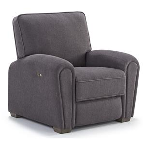 Best Home Furnishings Miriam Power Space Saver Recliner