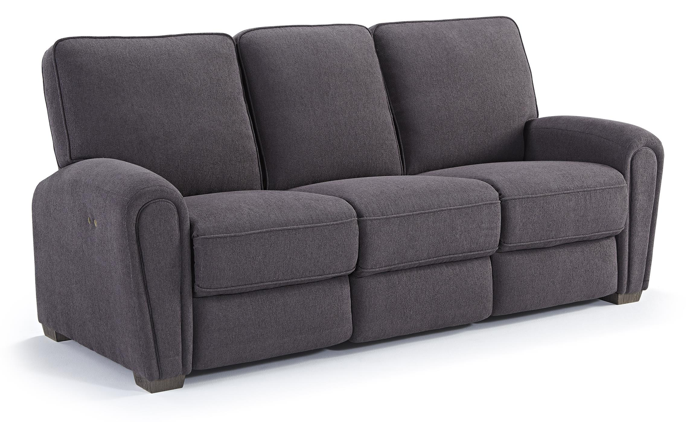 Best Home Furnishings Miriam Power Motion Sofa - Item Number: S907RP2-21563