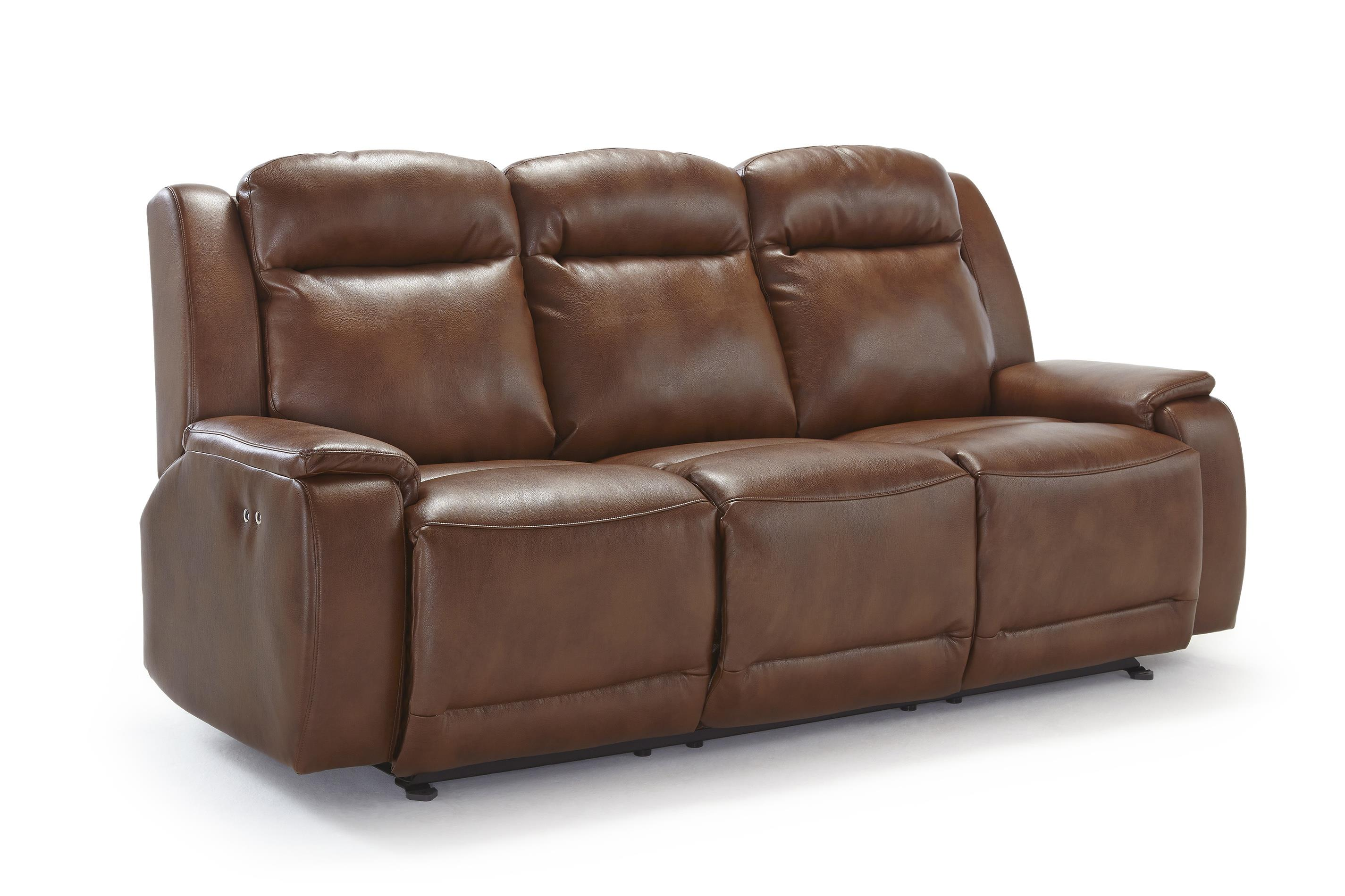 Best Home Furnishings S680 Bodie Reclining Uph - Item Number: S680CA4 76506L
