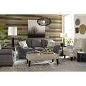 Best Home Furnishings Nicodemus Living Room Group - Item Number: S27 Living Room Group 1