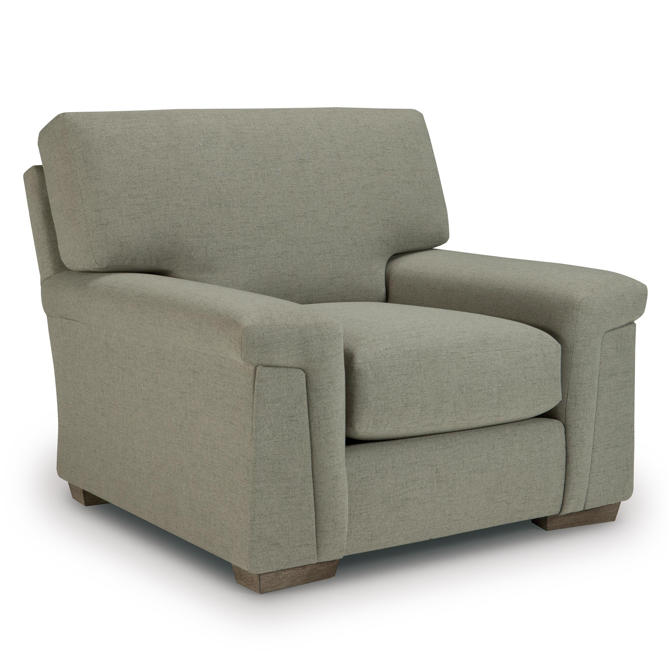 Best Home Furnishings Oliver Club Chair - Item Number: C40-20653