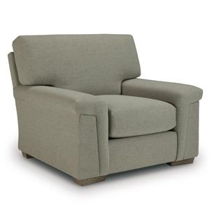 Morris Home Furnishings Oliver Club Chair