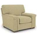 Best Home Furnishings Oliver Club Chair - Item Number: C40-25797