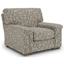 Best Home Furnishings Oliver Club Chair - Item Number: C40-26083