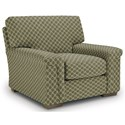 Best Home Furnishings Oliver Club Chair - Item Number: C40-27063