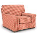 Best Home Furnishings Oliver Club Chair - Item Number: C40-28068