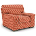 Best Home Furnishings Oliver Club Chair - Item Number: C40-28424