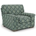 Best Home Furnishings Oliver Club Chair - Item Number: C40-28652