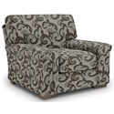 Best Home Furnishings Oliver Club Chair - Item Number: C40-28823
