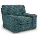 Best Home Furnishings Oliver Club Chair - Item Number: C40-29092