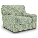 Best Home Furnishings Oliver Club Chair - Item Number: C40-30562