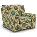 Best Home Furnishings Oliver Club Chair - Item Number: C40-31747