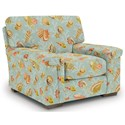 Best Home Furnishings Oliver Club Chair - Item Number: C40-33342