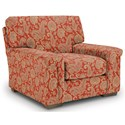 Best Home Furnishings Oliver Club Chair - Item Number: C40-34064